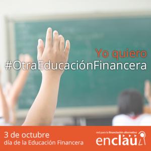 Día de la educación financiera Castellano